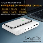 PD Multi-function Laptop Power Bank